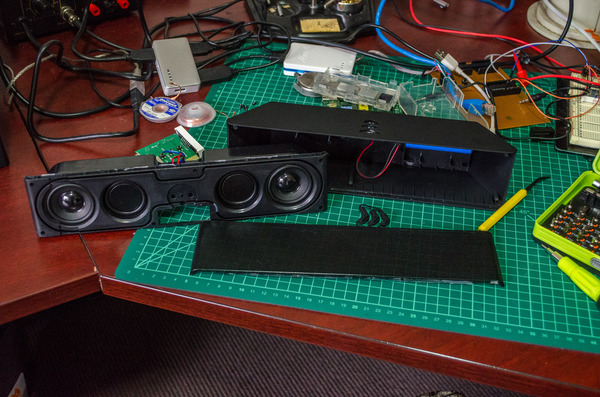 Teardown of a cheap chinese bluetooth speaker